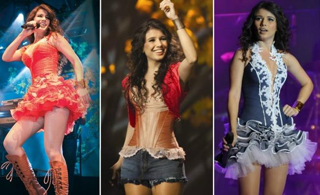 Roupas e vestidos da Paula Fernandes: Veja os looks mais famosos. 07
