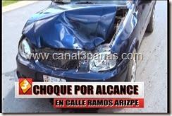 16 CHOQUE POR ALCANCE EN CALLE RAMOS ARIZPE.mp4_000011511