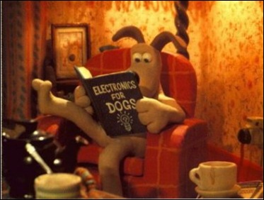 Wallace and Gromit - A Grand Day Out - 5