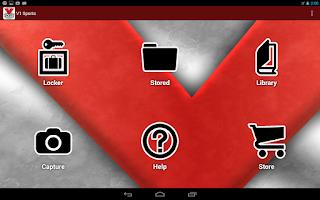 Screenshot of V1 Sports