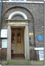 thirsk herriot front door