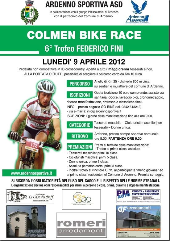 2012.04.09 Colmen Bike Race
