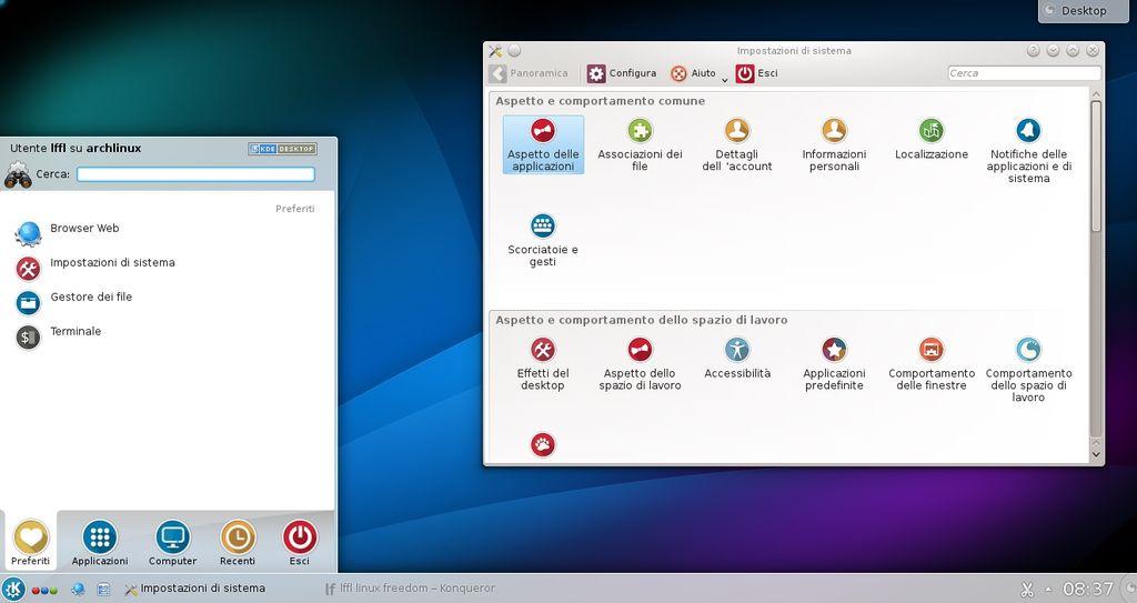 Ardis in KDE