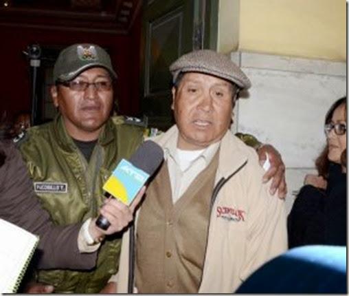 Violaciones y asesinatos en Bolivia