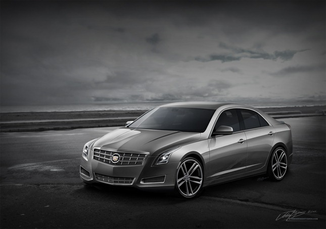 2013 Cadillac ATS for Carscoop