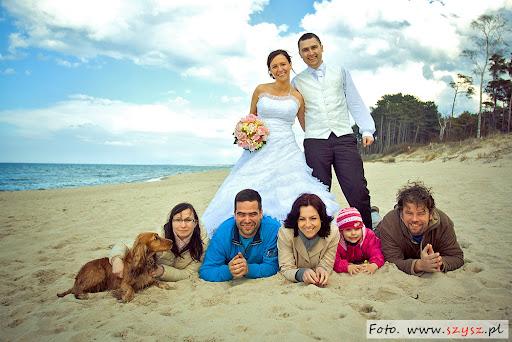 Zdjęcia ślubne Borne Sulinowo