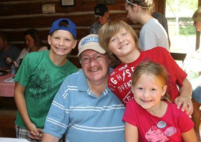 Logging Camp at Cabin July 2011 (23)