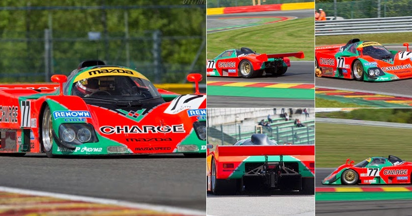 All Cars Nz 1989 Mazda 767b