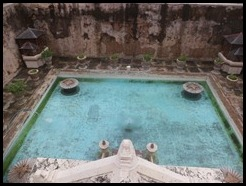 Indonesia, Jogykarta, Water Castle, Swimming Pool, 14 January 2013 (6)