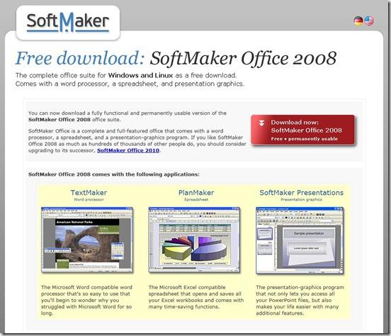 softmaker2008free