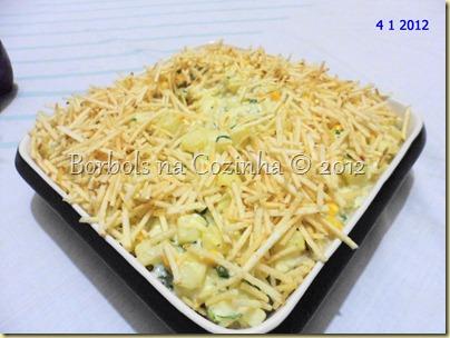 salada de batatas com ervas de provence