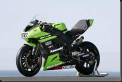 Kawasaki Racing zx10r 09