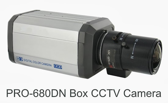 PRO-680DN Box CCTV Camera