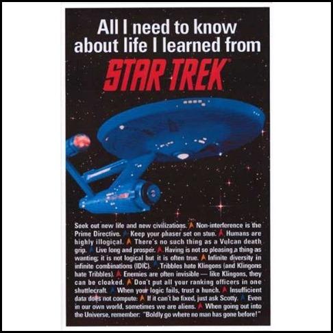 Trek Life Poster