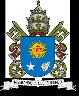Francisco I papa - escudo (7)