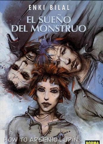 P00001 - Tetralogia del Monstruo -