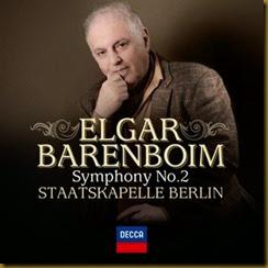 Elgar Sinfonia 2 Barenboim