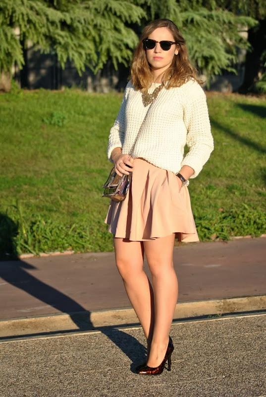 Sweet Pink Skirt