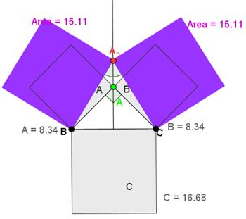 considerazione su Teorema di Pitagora
