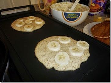 10 Con plátano