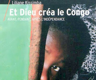 Vue de la couverture du livre &quot;Et Dieu cra le Congo&quot; de Liliane Kissimba. laprocure.com
