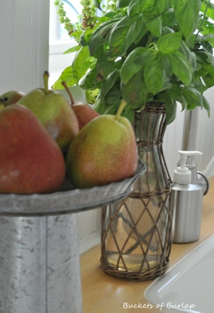 fall kitchen pears 2