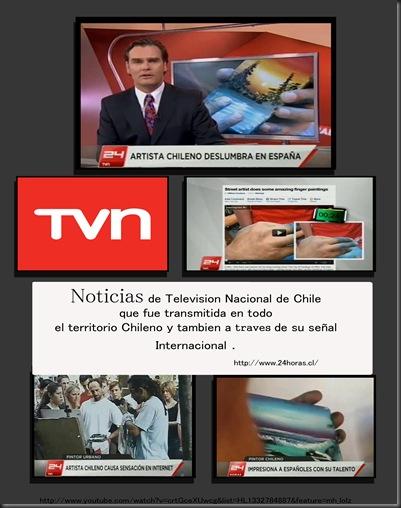 entrevista de Tvn