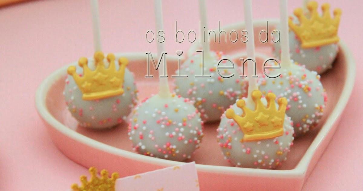 Cake Design Lisboa Encomendas : Cake Pops Portugal : . . Os Bolinhos da Milene: Cake ...