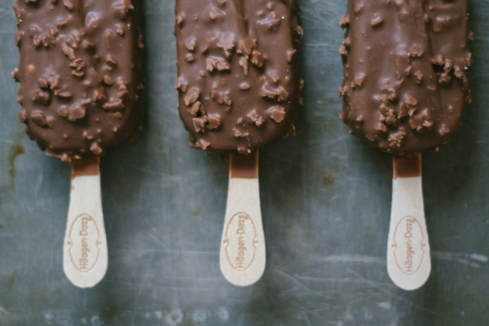 Thanksgiving Ice Cream Bars