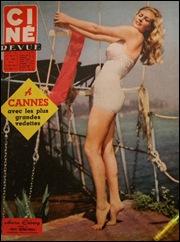 Anita Ekberg #106 - Mag. Cover