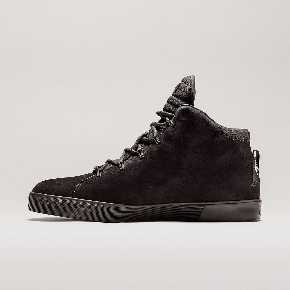 ... Nike LeBron XII 12 NSW Lifestyle 8220Lights Out8221 Release Date ... f10ed9772