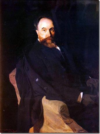 Sorolla-Joaquin-Retrato-De-Don-Aureliano-De-Beruete
