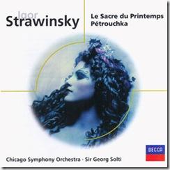 Stravinsky Consagracion Solti Chicago
