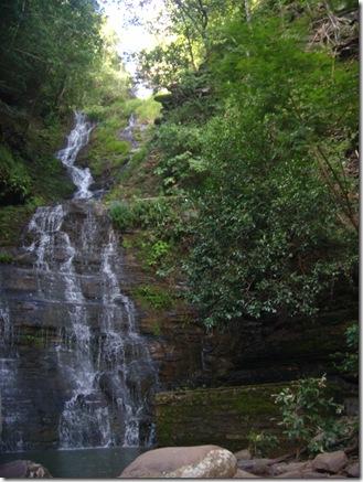 Cachoeira corrego Extrema - Brasilândia de Minas