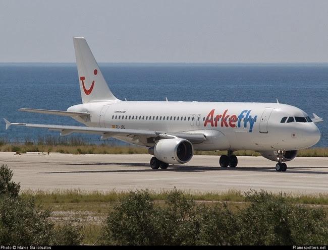 Από τις 25 Απριλίου η έναρξη πτήσεων για την Arkefly