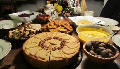 Ahnenfest Speisen