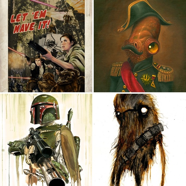 Lgt Art Gallery Star Wars Submissions
