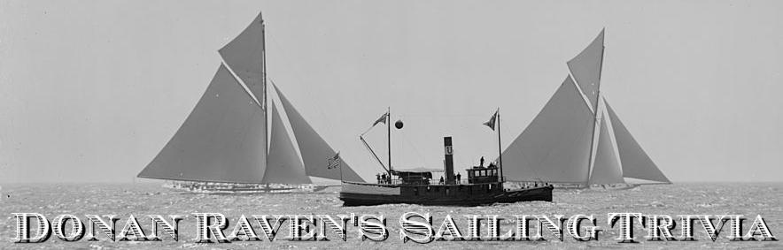Donan Raven's Sailing Trivia