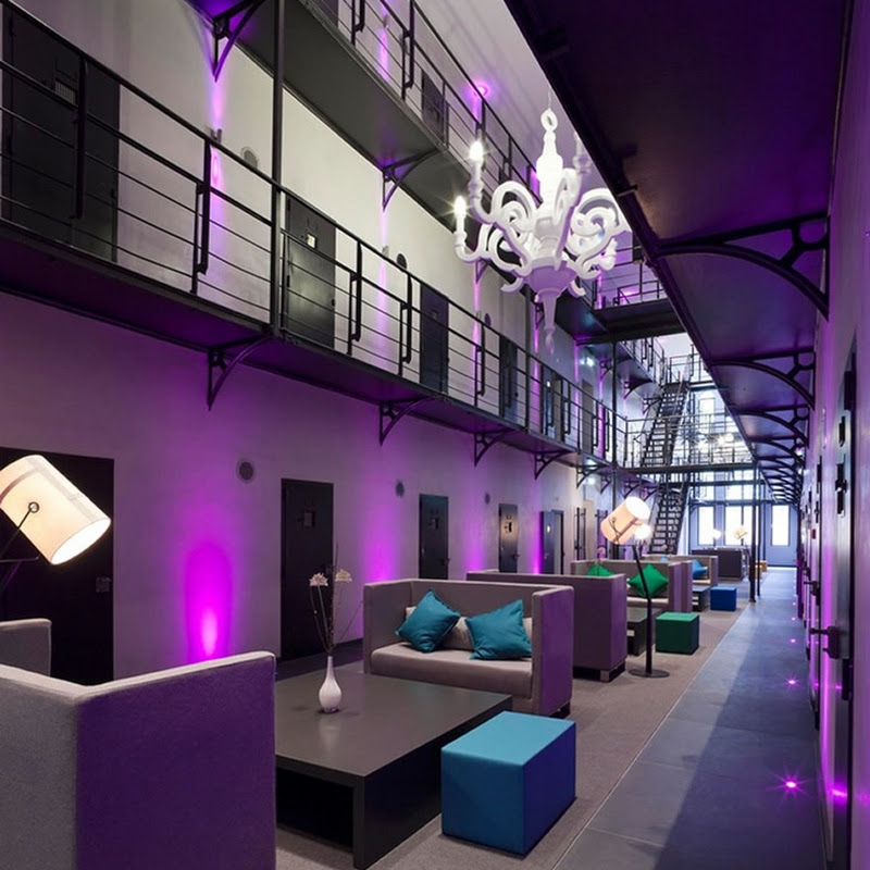 Het Arresthuis: A Dutch Prison Turned Into a Luxury Hotel