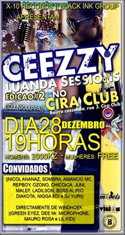 Ceezy x Cira 2