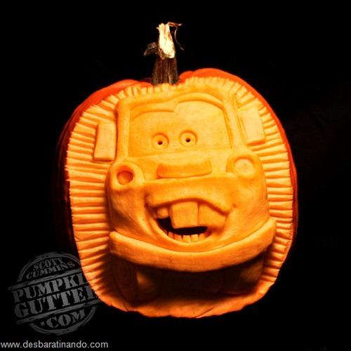 aboboras esculpidas halloween desbaratinando  (30)