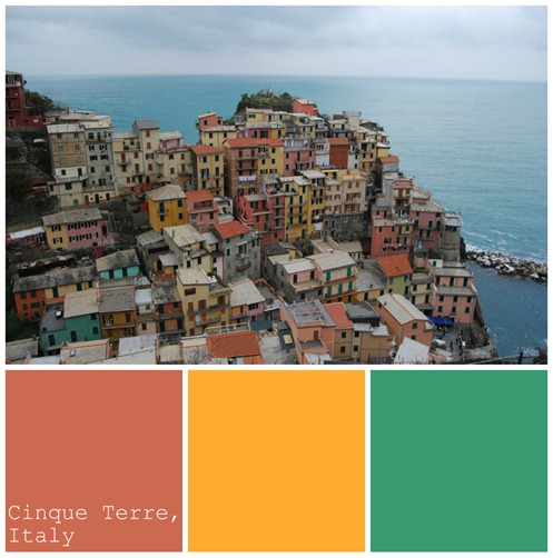 Italy colour
