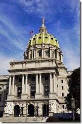 Capitol in Harrisburg