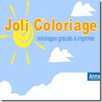 joli coloriage