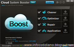 CloudSystemBooster