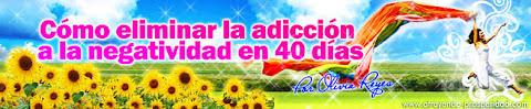 Como eliminar la adiccion a la negatividad en 40 dias