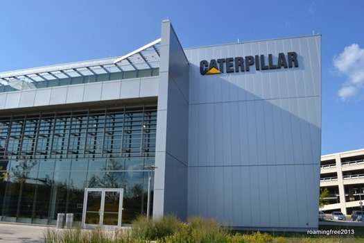 Caterpillar Visitor Center