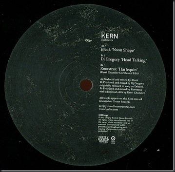 Various ‎– Kern Exclusives