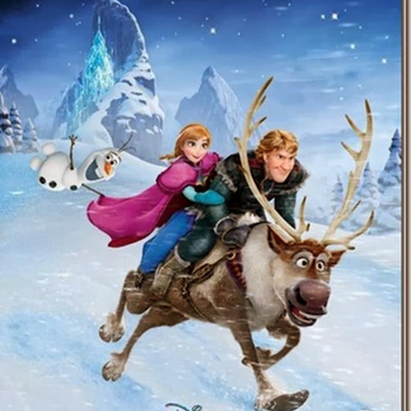 Frozen ผจญภัยแดนคำสาปราชินีหิมะ [HD]