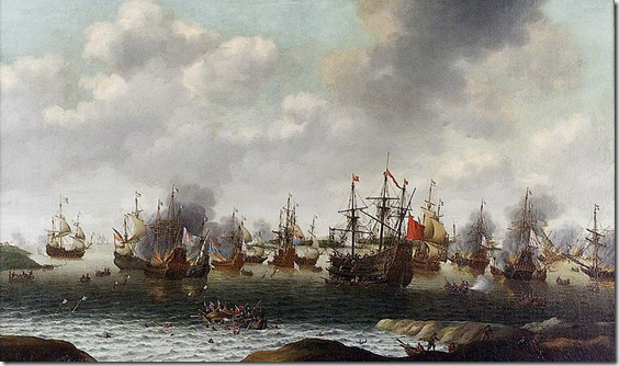 Van_Soest,_Attack_on_the_Medway